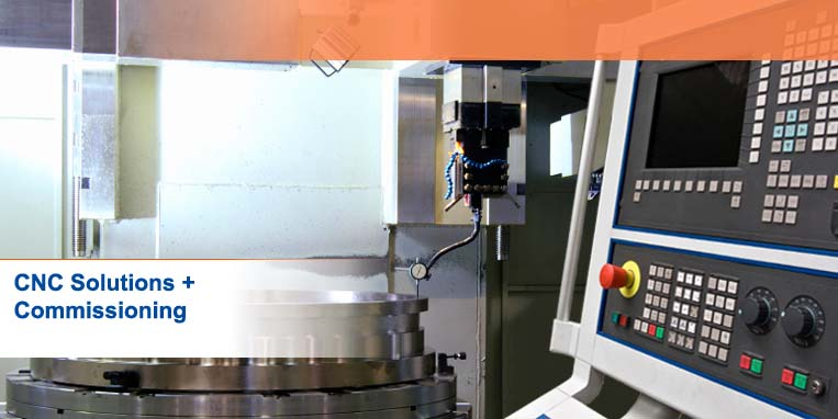 CNC Solutions + Commissioning - Process Commissioning, Process Optimization